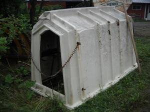 calf hut