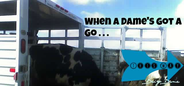 Emptying The Milk Parlor and Draining TheTank